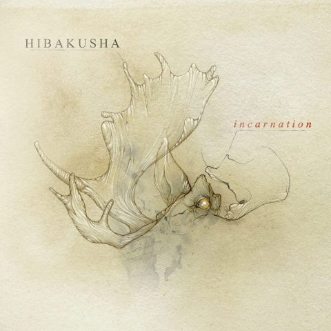 Hibakusha incarnation album cover